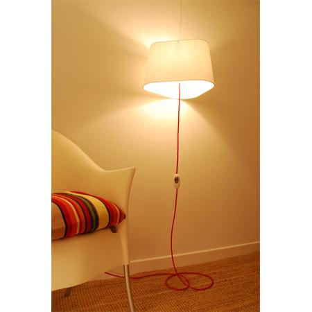 Suspension gribouillis le blog des lampes design for Lampe design suspension