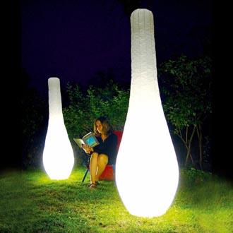 lampe de jardin | Gribouillis le blog des lampes design.